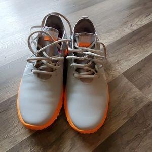 Rare Nike leather shoes